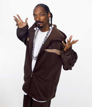 Snoop's gone from getting ho's to do E to doing a show on E!