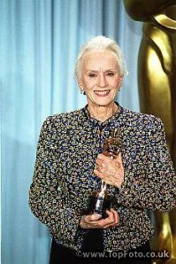 If there's a Batman, I'll come back as Jessica Tandy