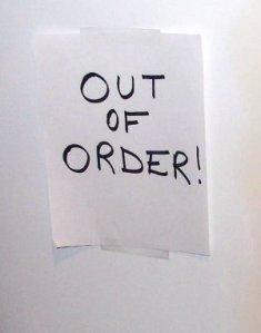 backup-out-of-order-sign