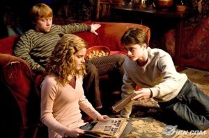 Read this, Hermoine...it's called the Karma Sut--I mean 'How To Dumble Your Dore'