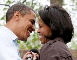 Michelle (through gritted teeth): Give. Me. The. Mic. 'Sweetie'.
